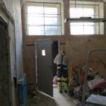 remont główne wejście